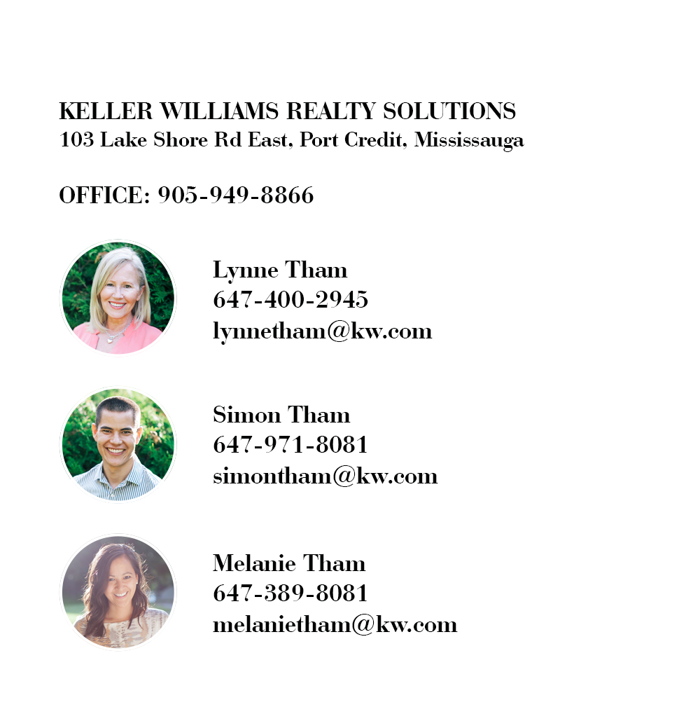 The Tham Real Estate Team